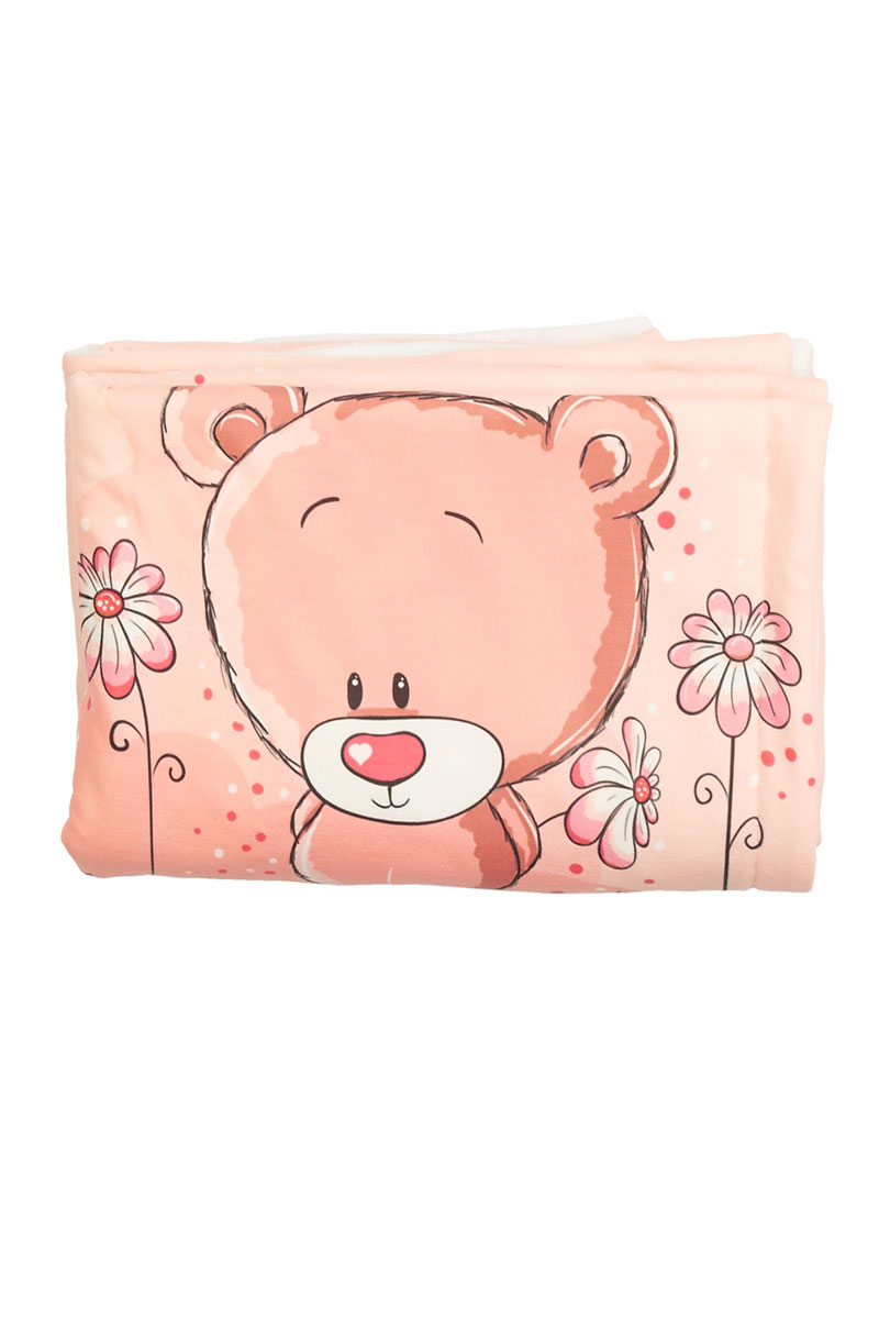 Купить Детский плед «Мишки» для девочек, МиМиМи г. Рязань, Россия
